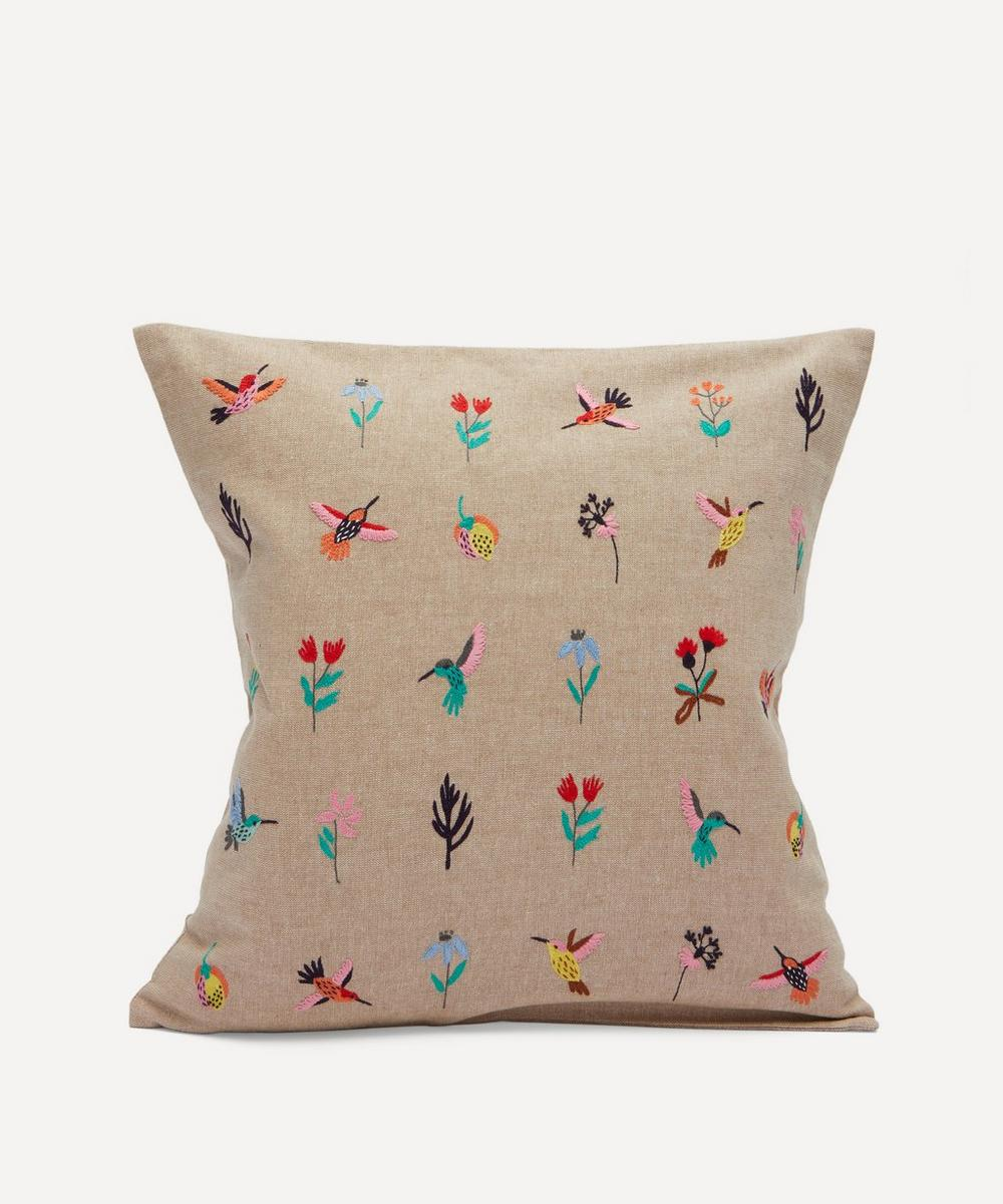 LAÏTE works - Hummingbird Cushion
