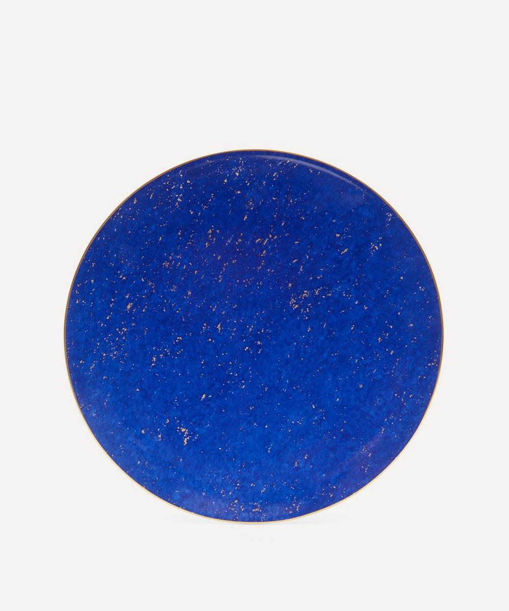 L'Objet - Lapis Charger Cake Plate