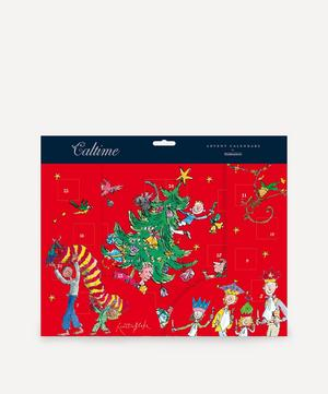 Quentin Blake Christmas Advent Calendar