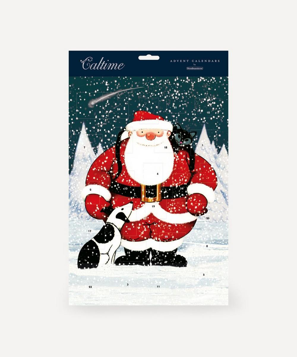 Unspecified - Santa and Pets Advent Calendar