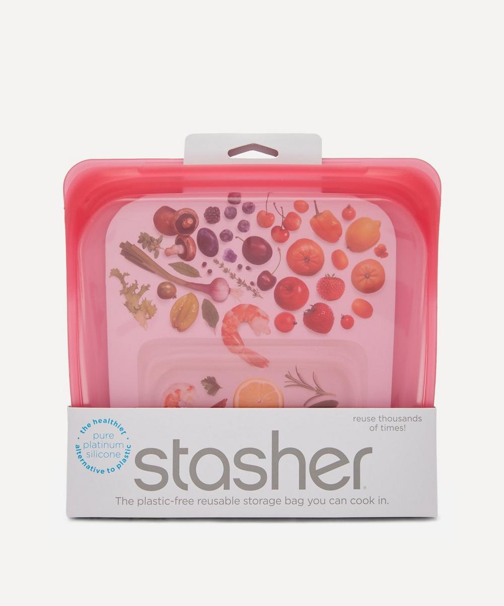 Stasher - Reusable Silicone Sandwich Bag
