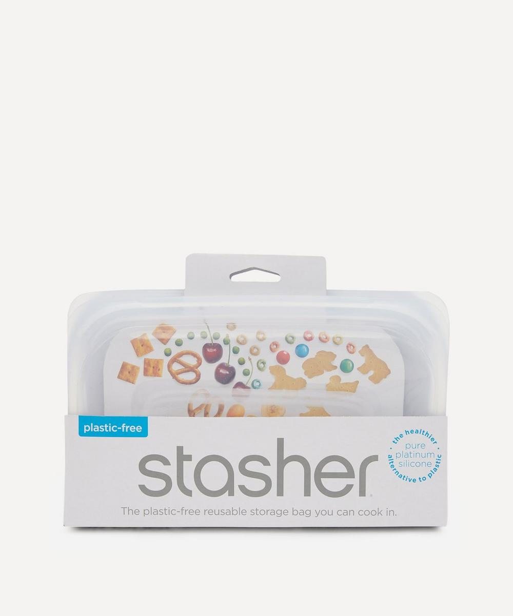 Stasher - Reusable Silicone Snack Bag