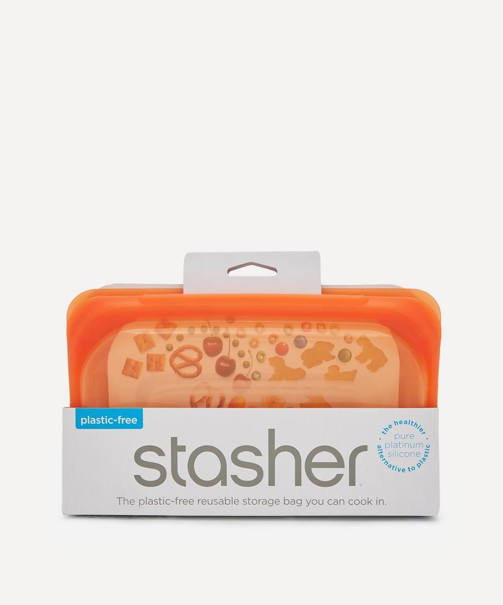Stasher - Reusable Silicone Snack Bag