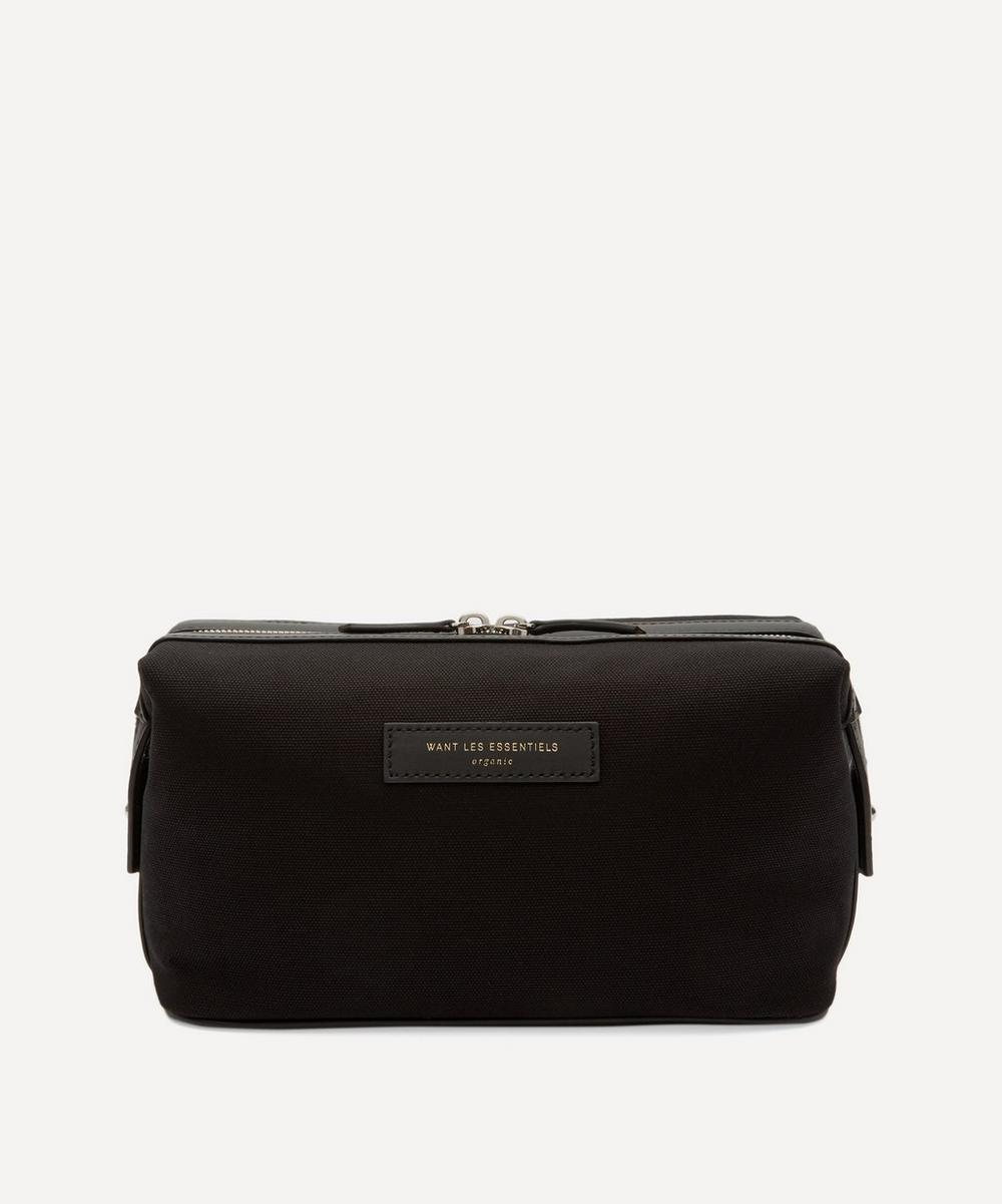 WANT Les Essentiels de la Vie - Kenyatta Organic Cotton Wash Bag