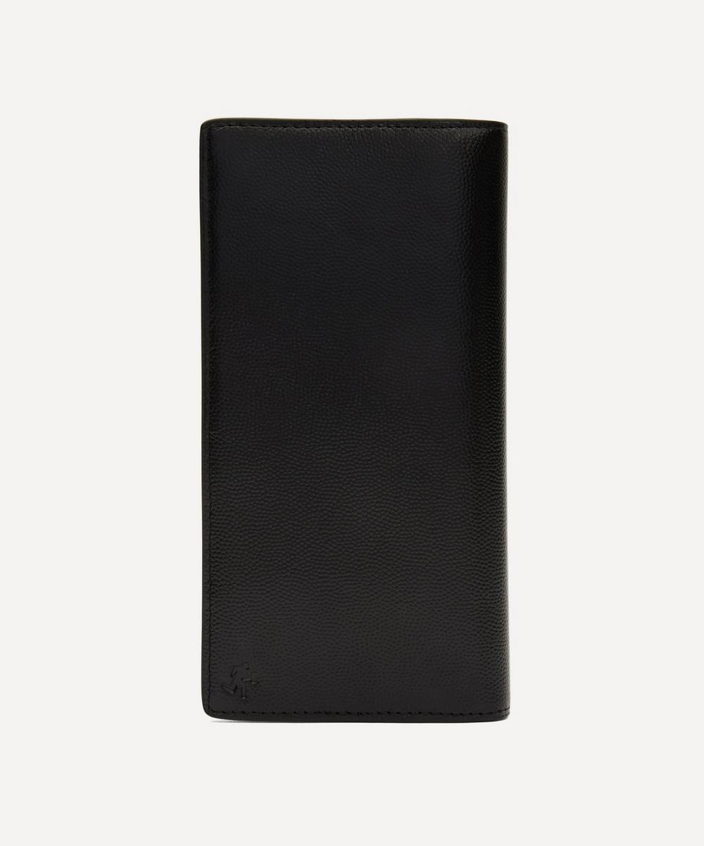 WANT Les Essentiels de la Vie - Fleming Slim Vertical Leather Wallet