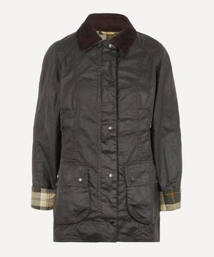 Beadnell Wax Two-Pocket Jacket