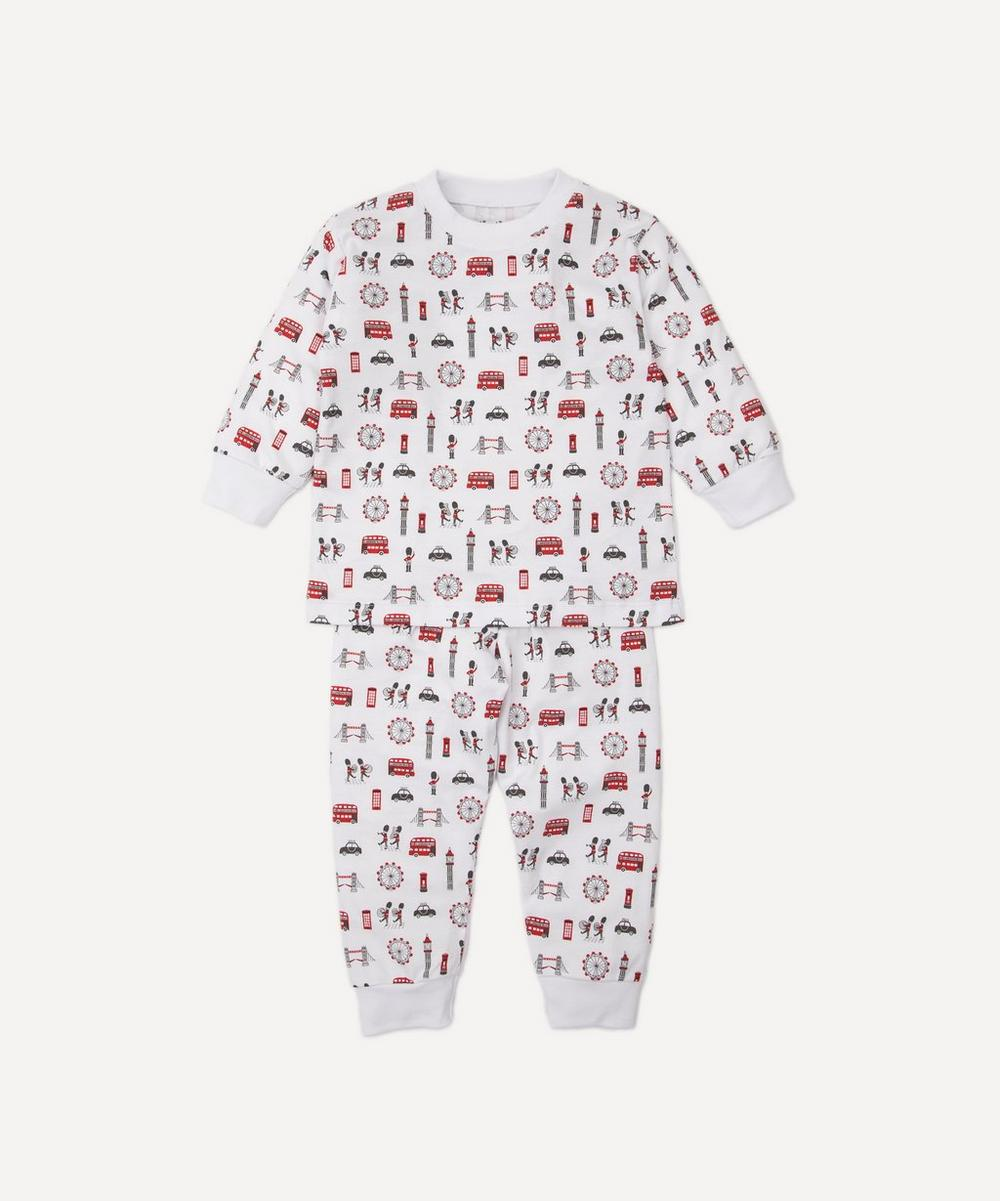 Kissy Kissy - London Marching Band Pyjama Set 12-24 Months