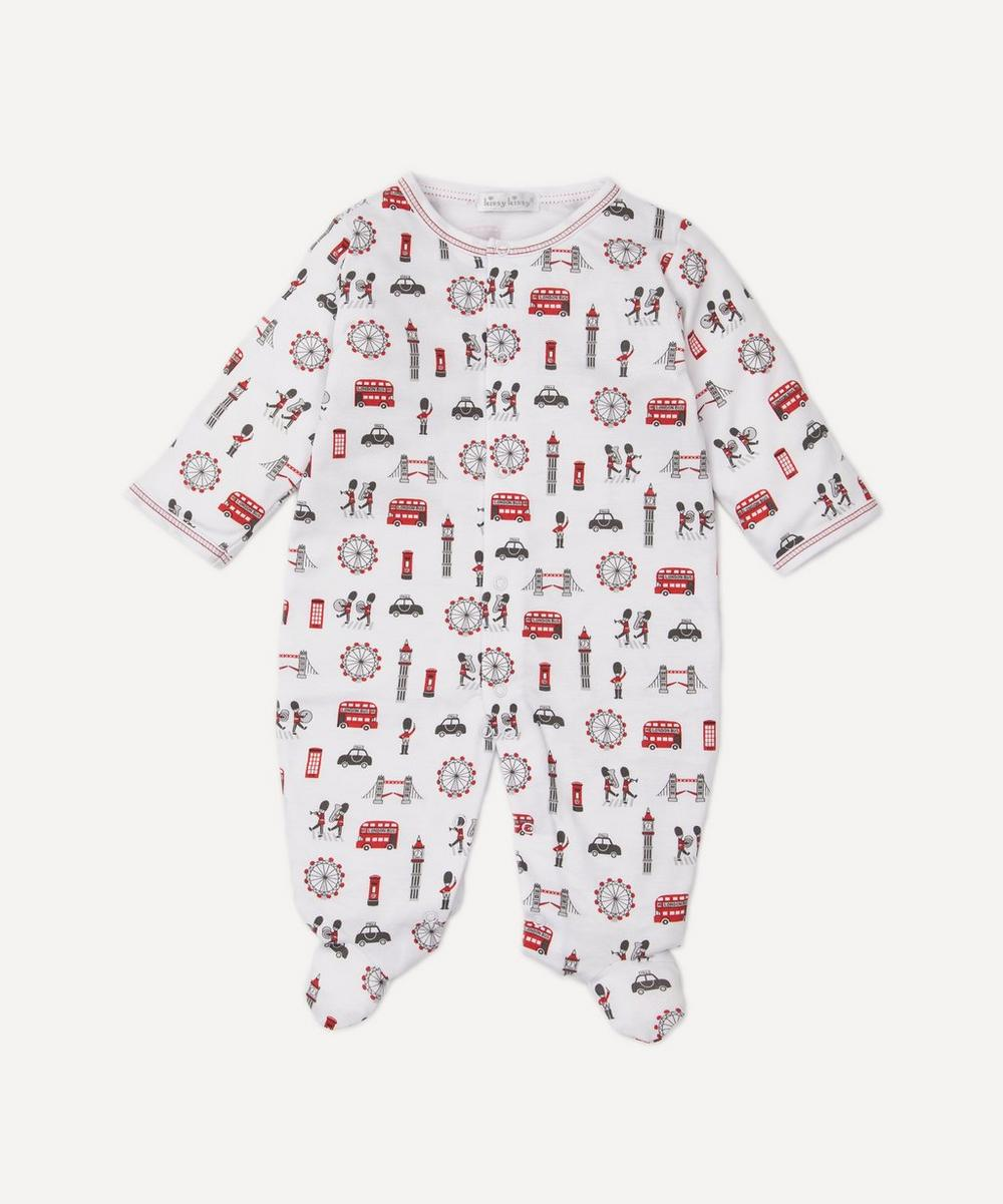 Kissy Kissy - London Marching Band Baby Grow 0-12 Months