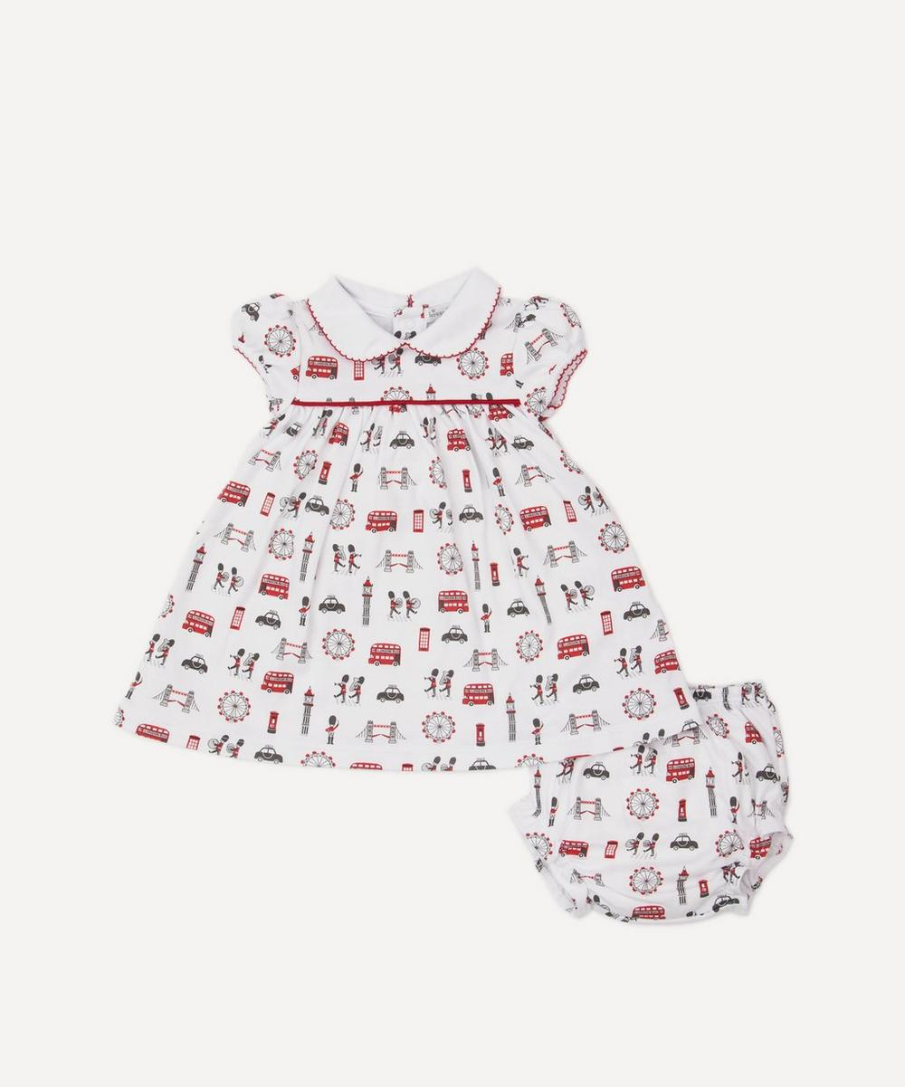 Kissy Kissy - London Marching Band Dress Set 3-18 Months image number 0