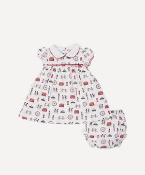 London Marching Band Dress Set 3-18 Months