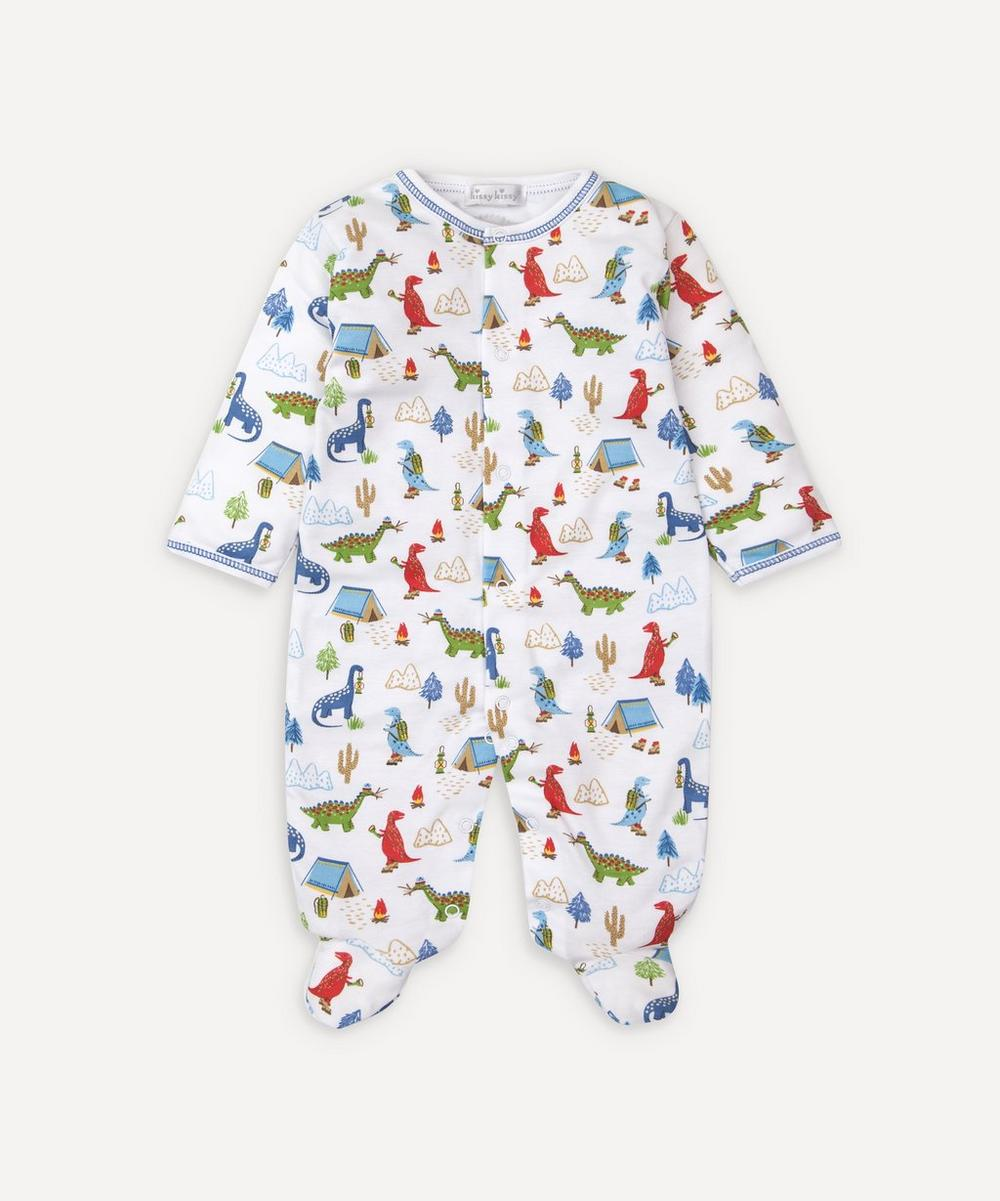 Kissy Kissy - Dyno Campfire Baby Grow 0-12 Months
