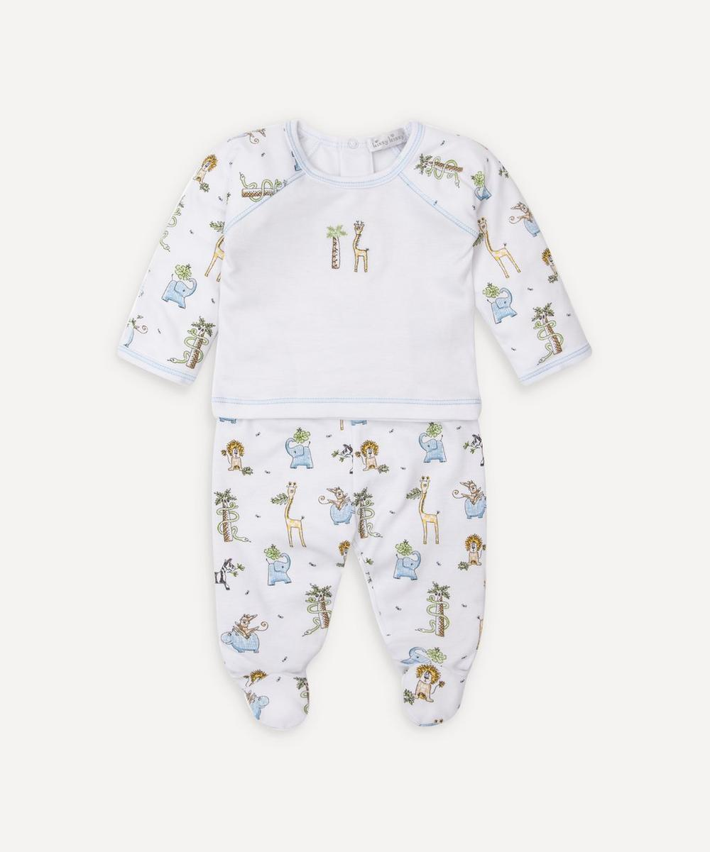 Kissy Kissy - Jungle Jam Pyjama Set 0-9 Months
