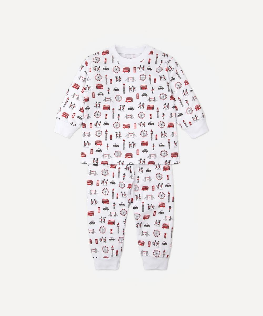 Kissy Kissy - London Marching Band Pyjama Set 2-6 Years