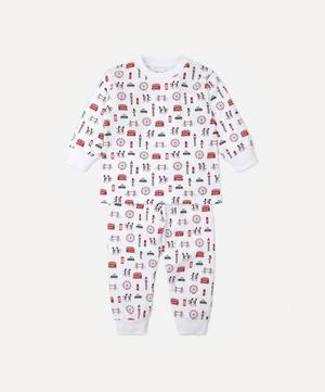 London Marching Band Pyjama Set 2-6 Years