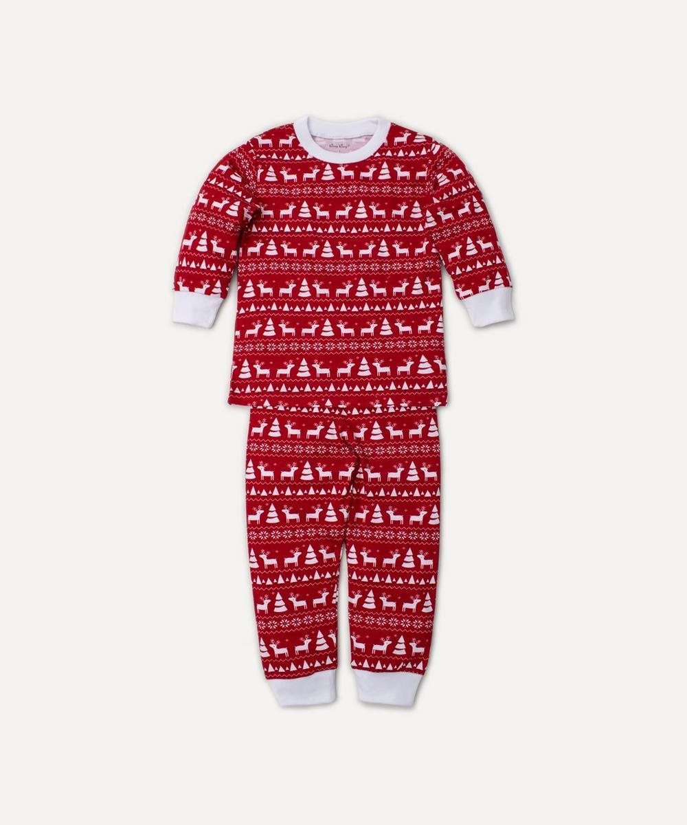 Kissy Kissy - Christmas Deer Pyjama Set 2-6 Years