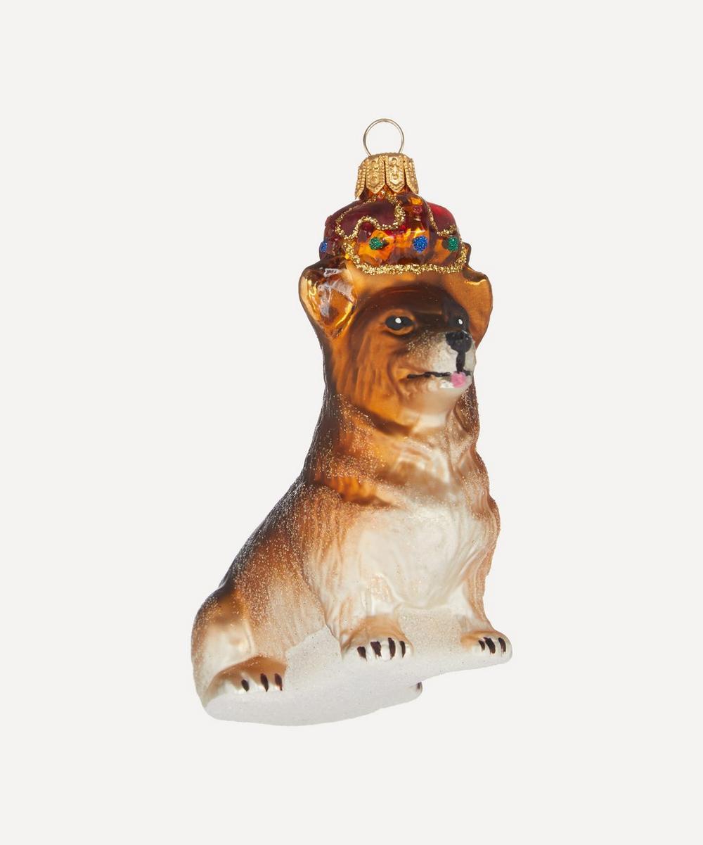 Unspecified - Royal Corgi Decoration