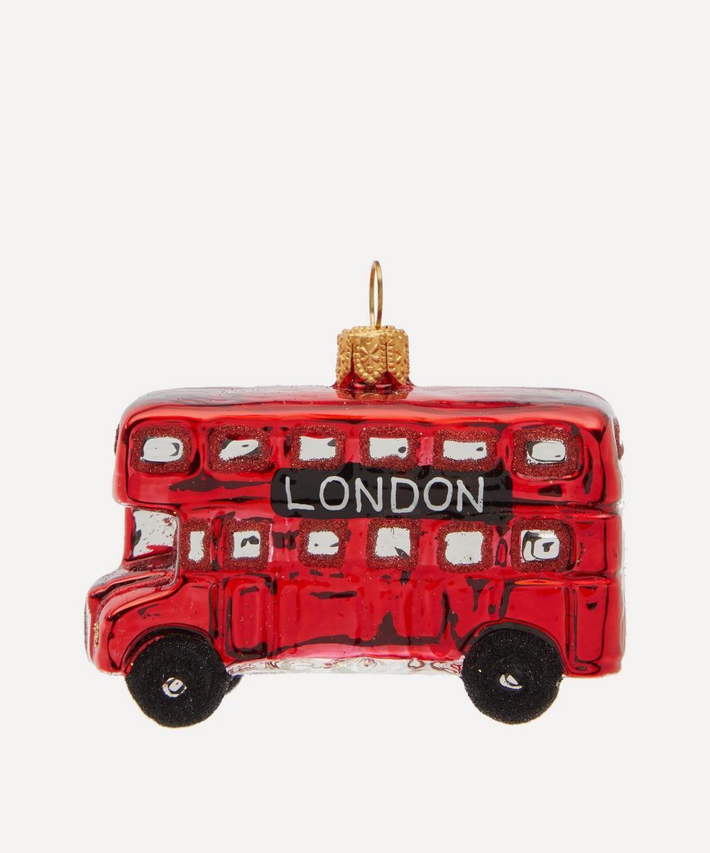 Unspecified - City Double Decker Bus Decoration