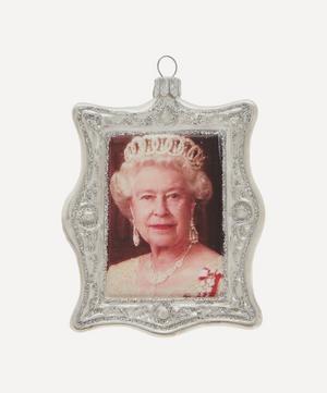 Queen Elizabeth II Portrait Decoration