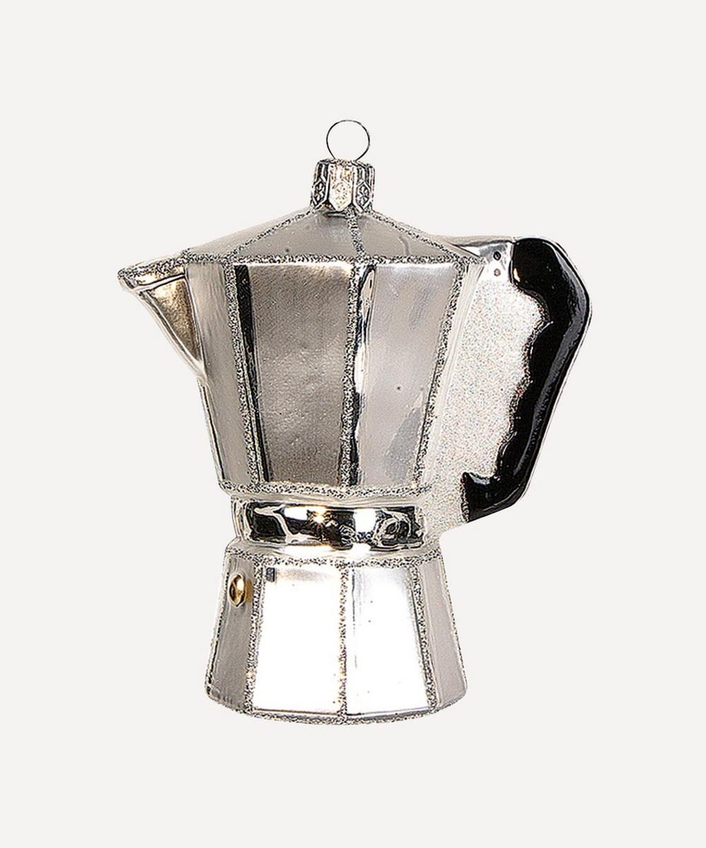 Unspecified - Coffee Pot Decoration