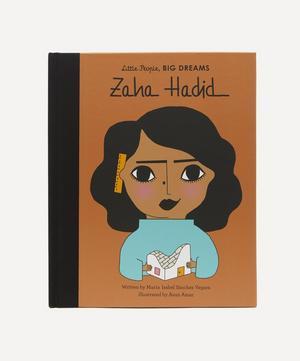 Little People, Big Dreams Zaha Hadid