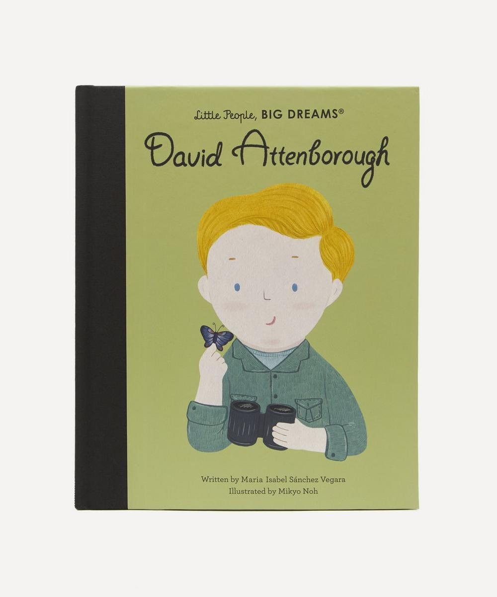 Bookspeed - Little People, Big Dreams David Attenborough