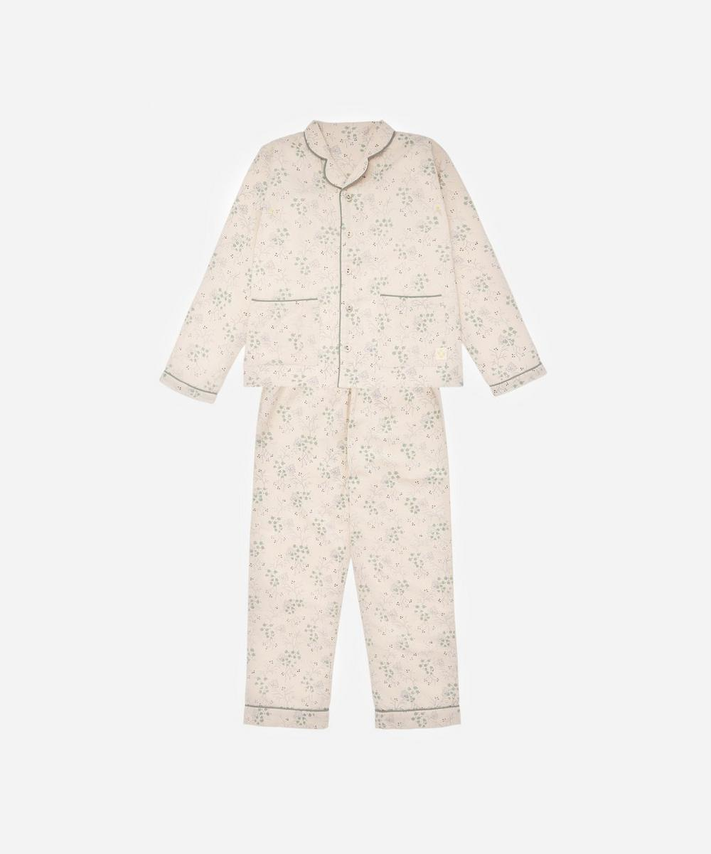 Camomile London - Minako Cornflower Pyjama Set 2-5 Years