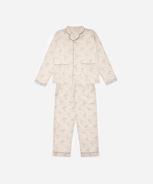 Minako Cornflower Pyjama Set 2-5 Years