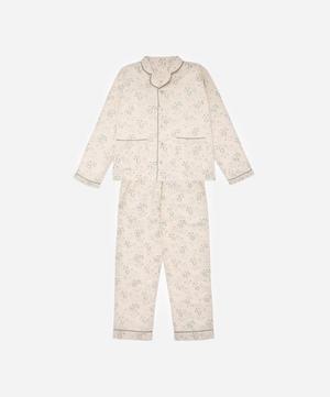 Minako Cornflower Pyjama Set 6-7 Years