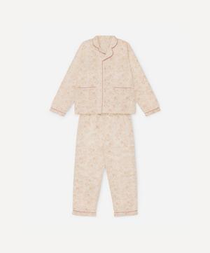 Minako Golden Pyjama Set 2-5 Years