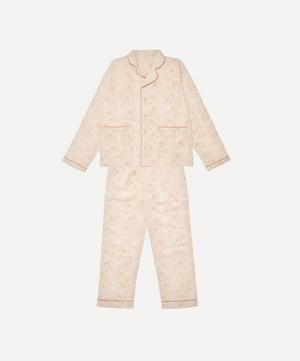 Minako Golden Pyjama Set 6-7 Years