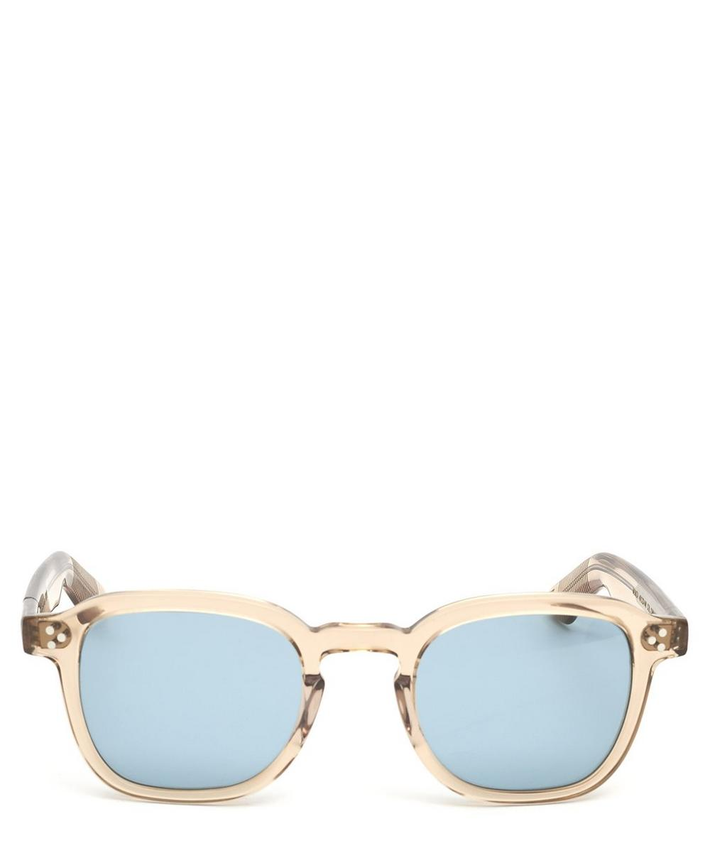 Moscot - Momza 46 Rectangular Sunglasses