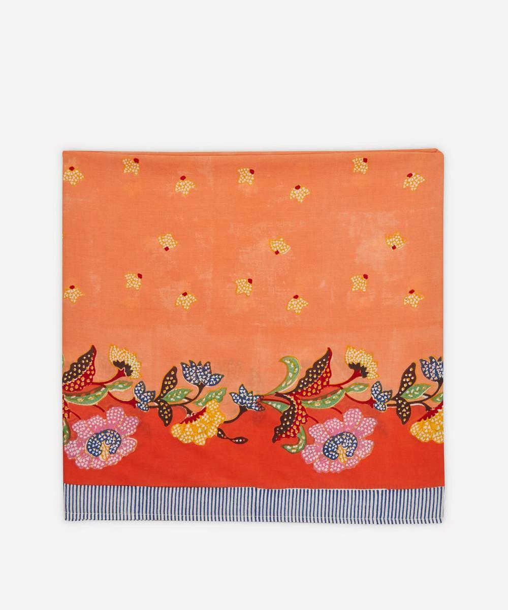 Lisa Corti - Muslin Indonesian Squared Tablecloth