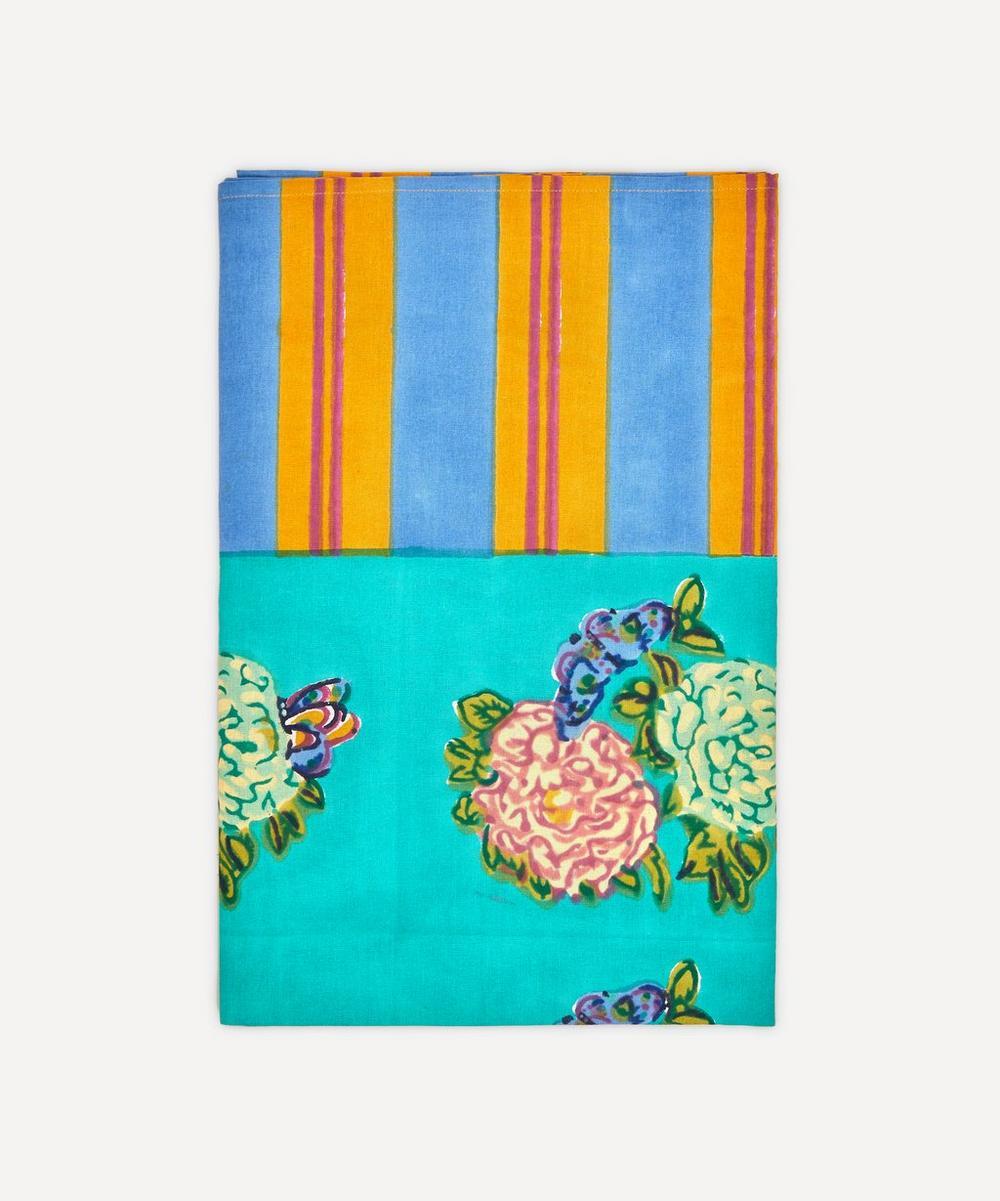 Lisa Corti - King Veronese Squared Tablecloth