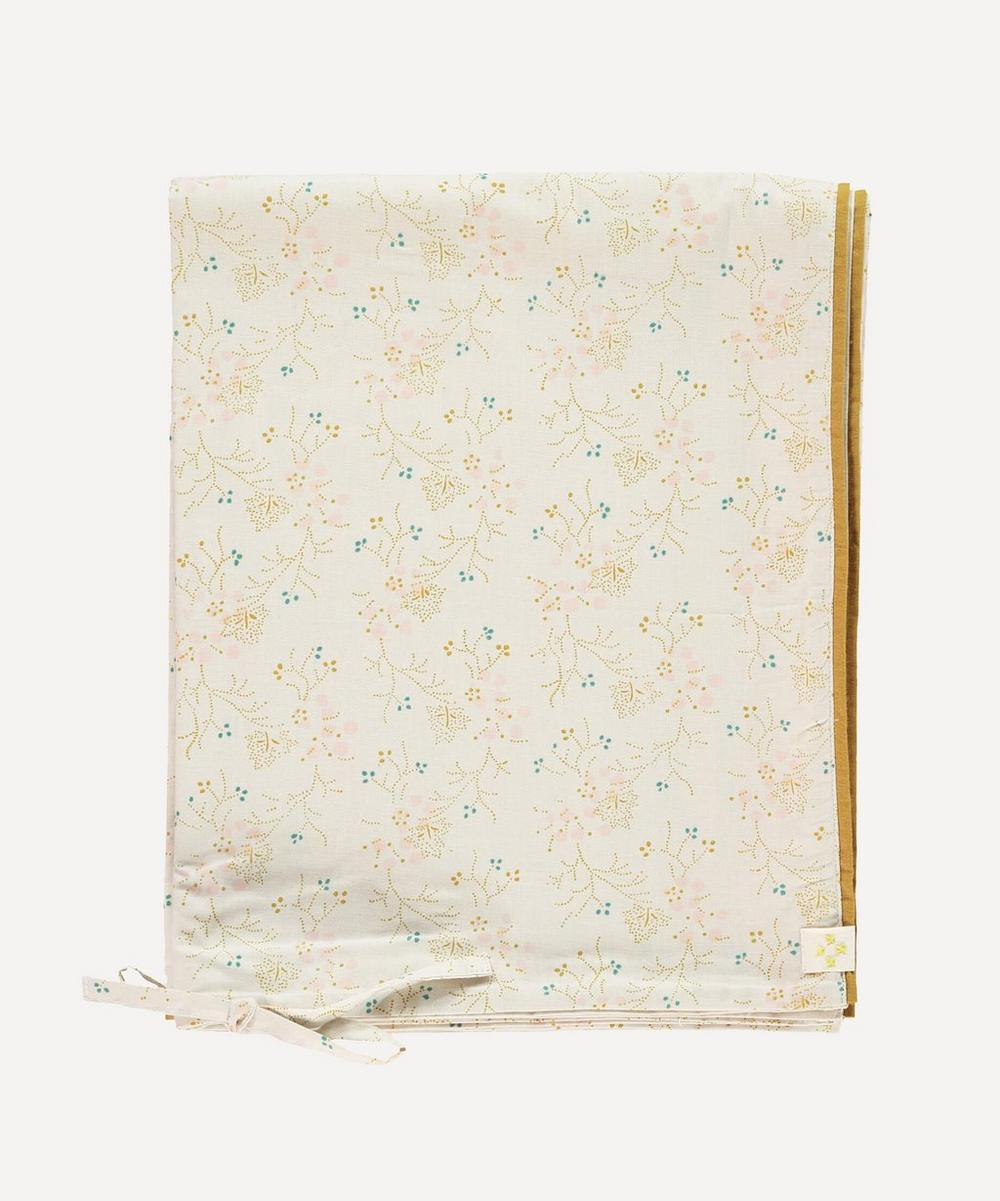 Camomile London - Minako Golden Single Duvet Cover