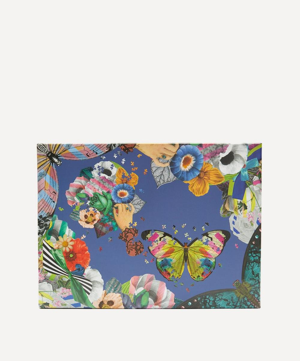 Christian Lacroix - Heritage Frivolities Shaped Puzzles Set of Two