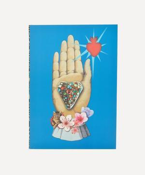 Heritage Maison De Jeu A5 Layflat Notebook