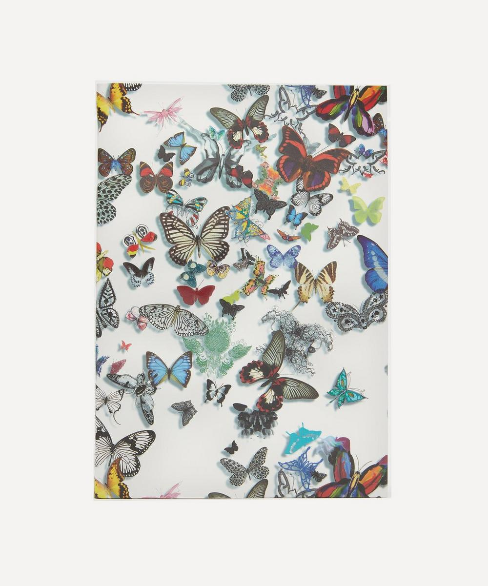 Christian Lacroix - Heritage Collection Butterfly Parade A5 Layflat Notebook