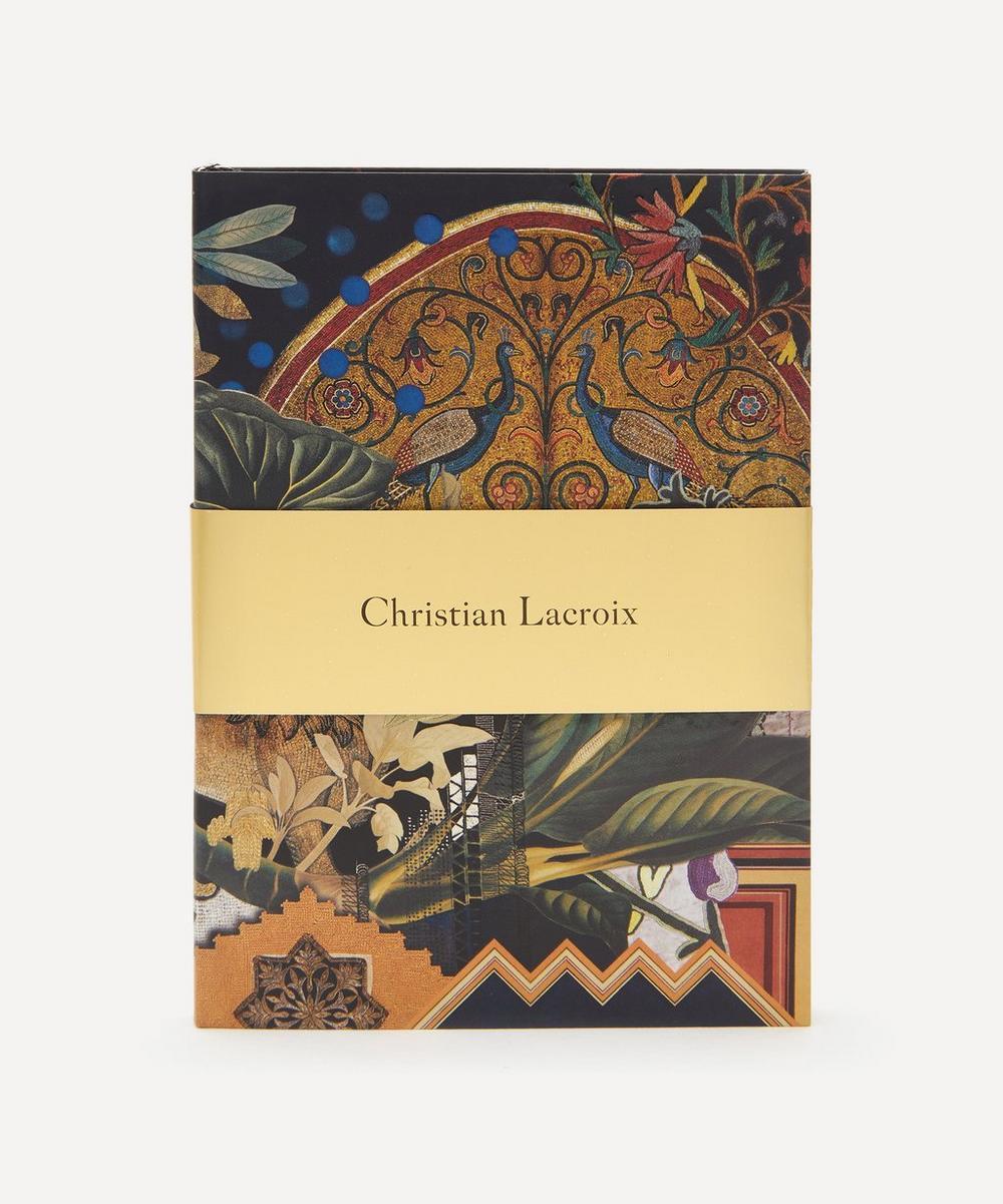 Christian Lacroix - Retour En Phénicie A6 Layflat Notebook