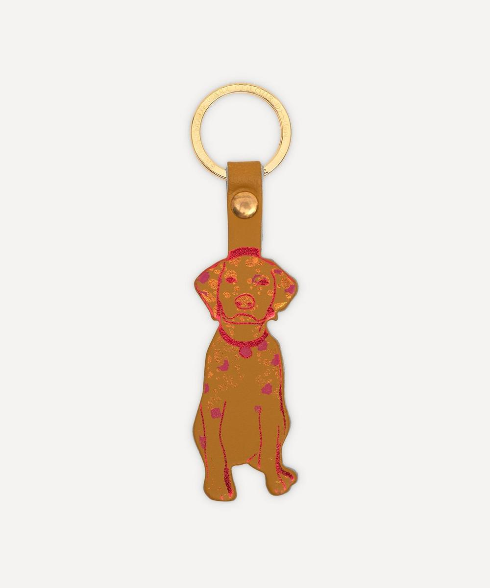 Ark - Dog Leather Key Chain