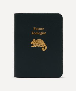Future Zoologist Leather Book