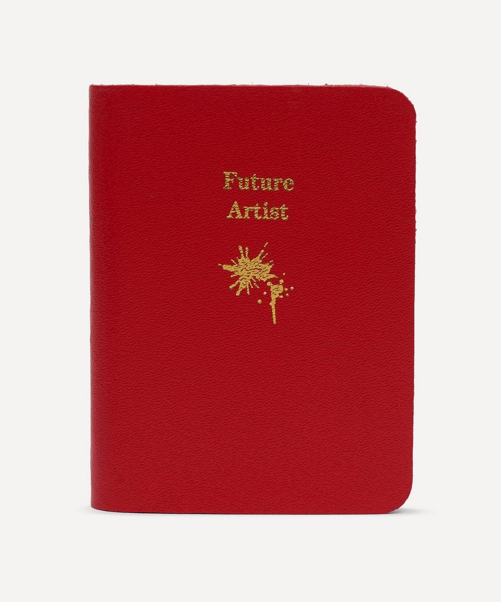 Ark - Future Artist Leather Book