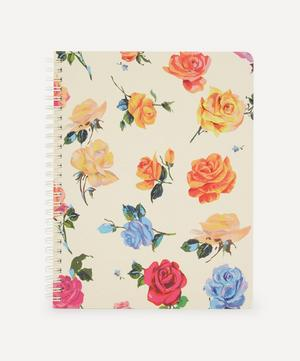 Coming Up Roses Mini Notebook