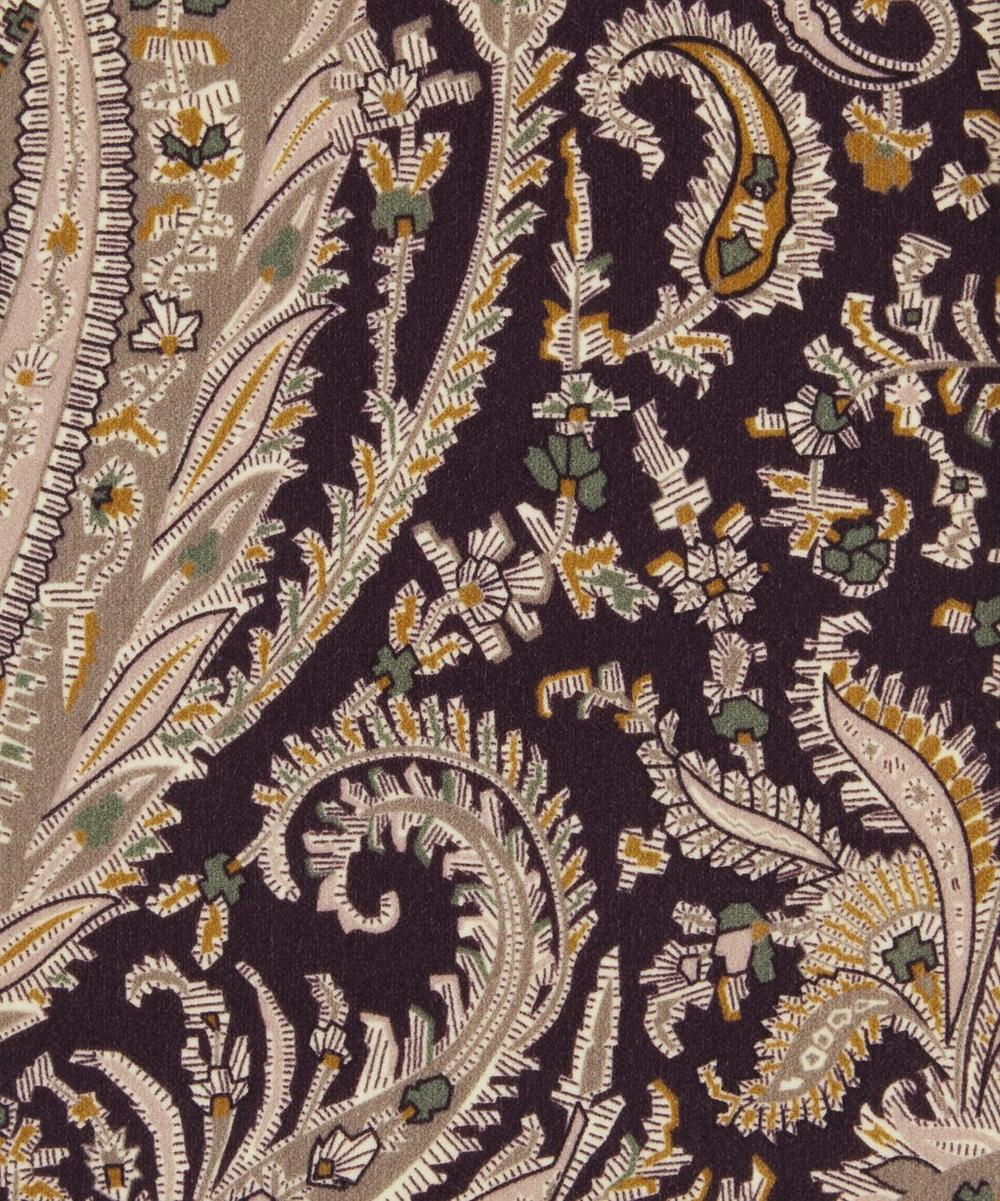 Liberty Fabrics Interiors - Felix Raison Cotton Velvet in Dragonfly