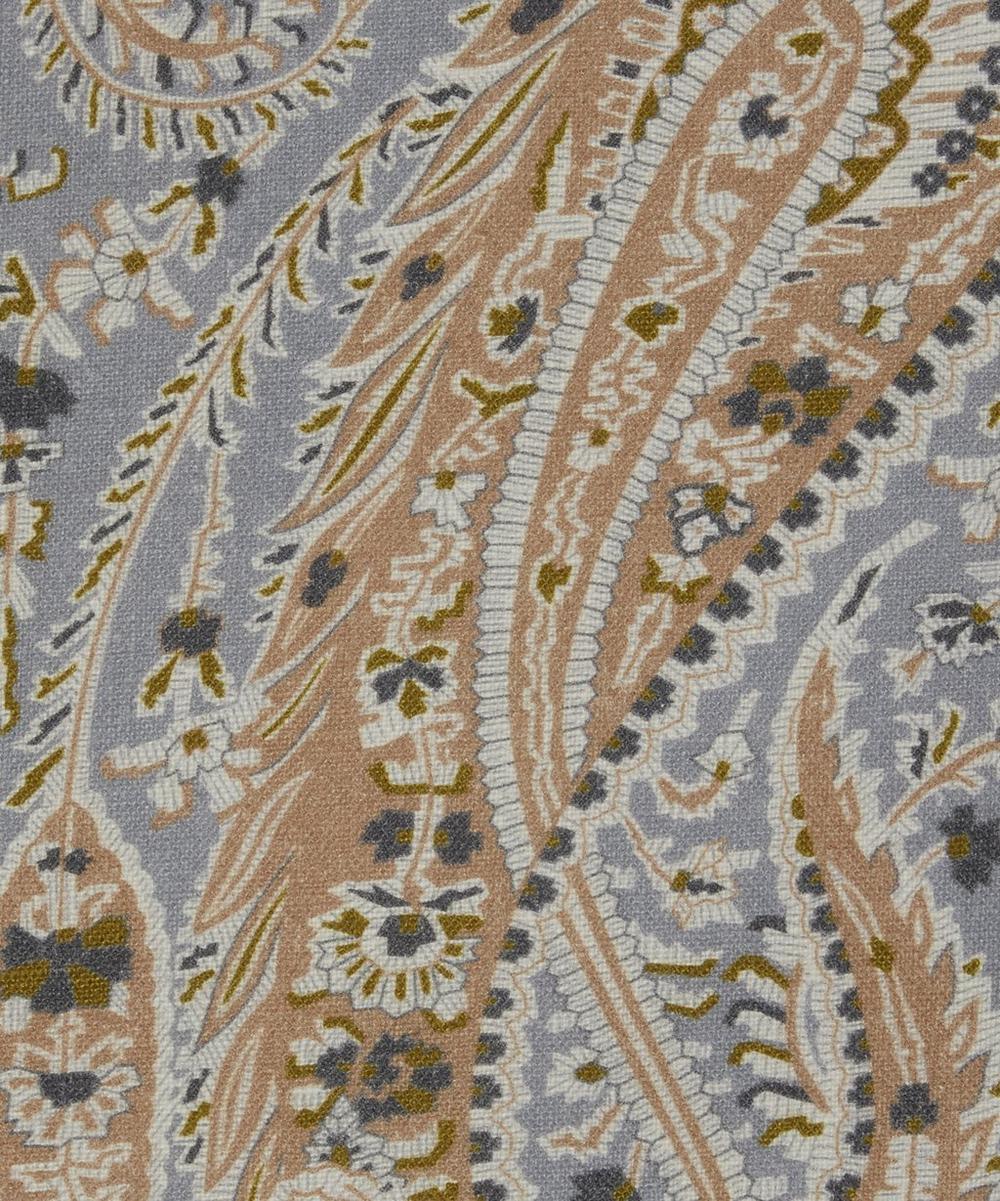 Liberty Interiors - Felix Raison Cotton Velvet in Pewter