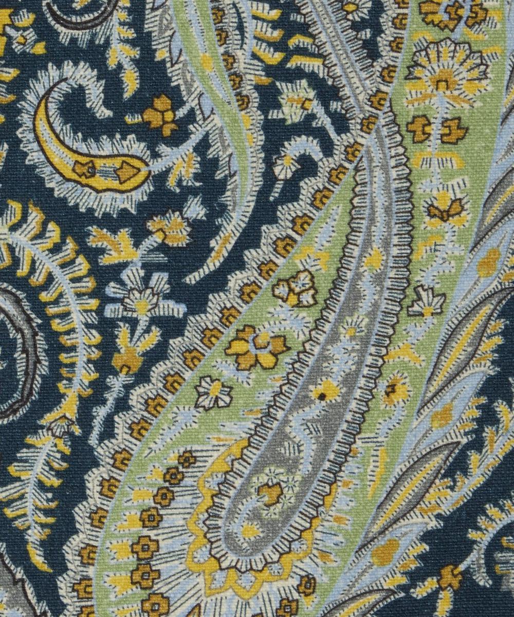 Liberty Fabrics Interiors - Felix Raison Emberton Linen in Lichen Bright