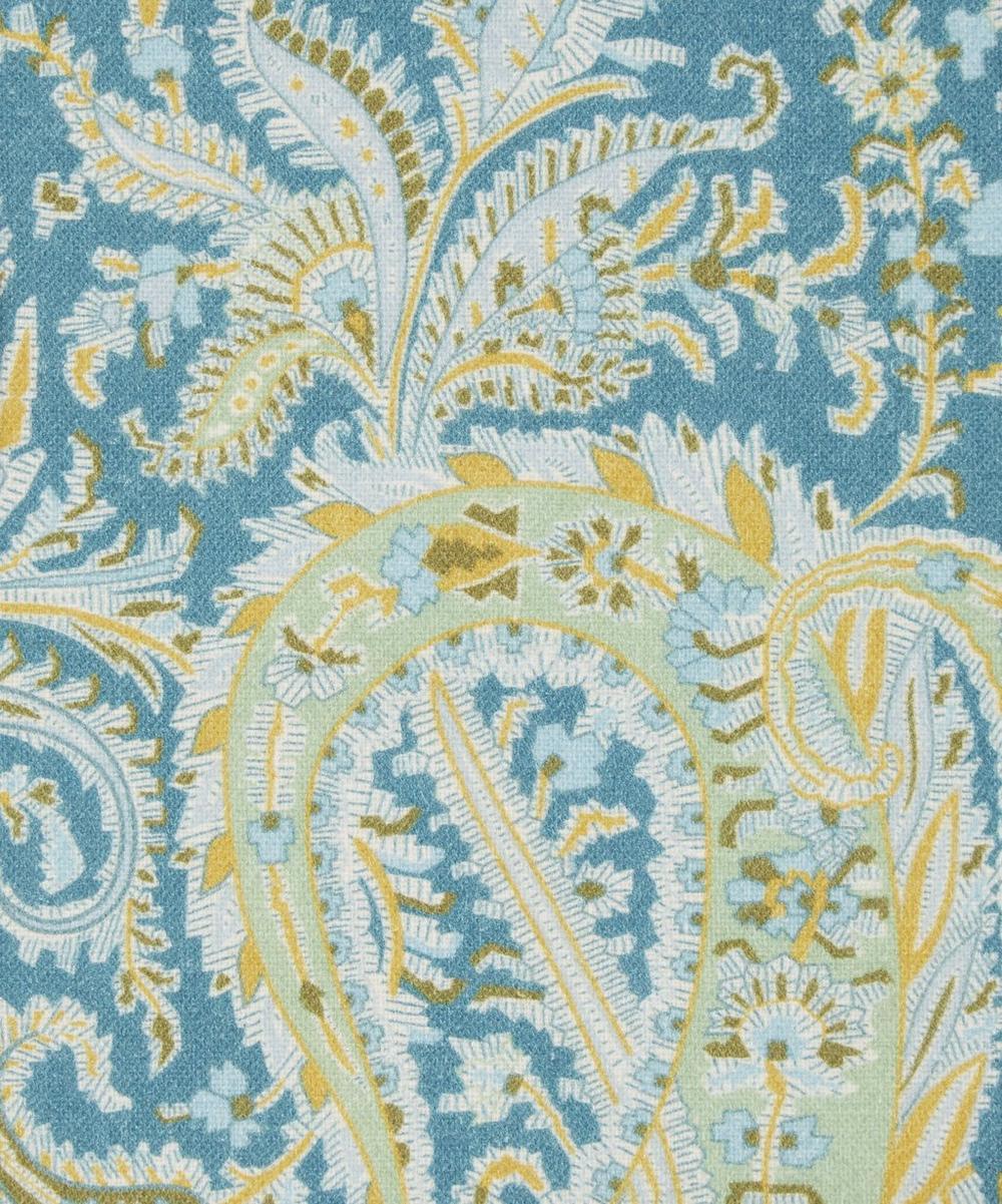 Liberty Fabrics Interiors - Felix Raison Chiltern Linen in Lichen Sage