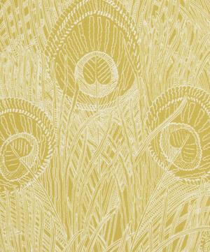 Hebe Marlowe Linen in Lichen Chartreuse