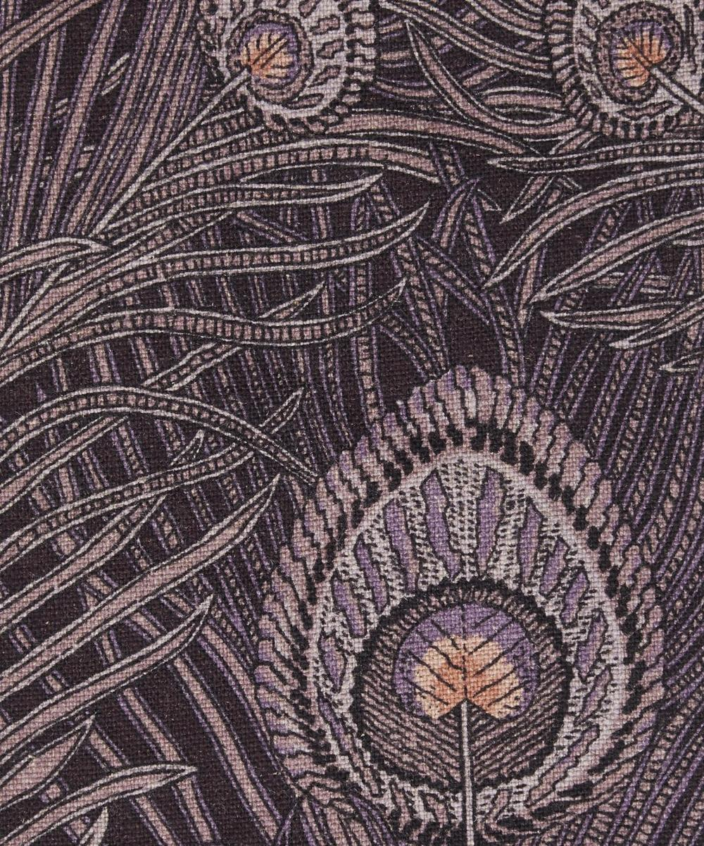 Liberty Fabrics Interiors - Hera Feather Ladbroke Linen in Dragonfly