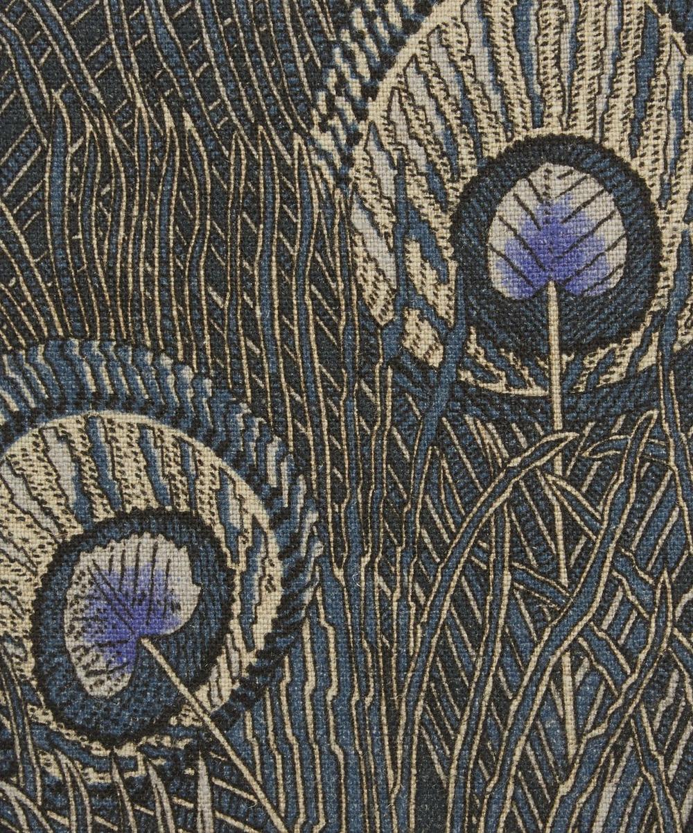Liberty Fabrics Interiors - Hera Feather Ladbroke Linen in Lapis