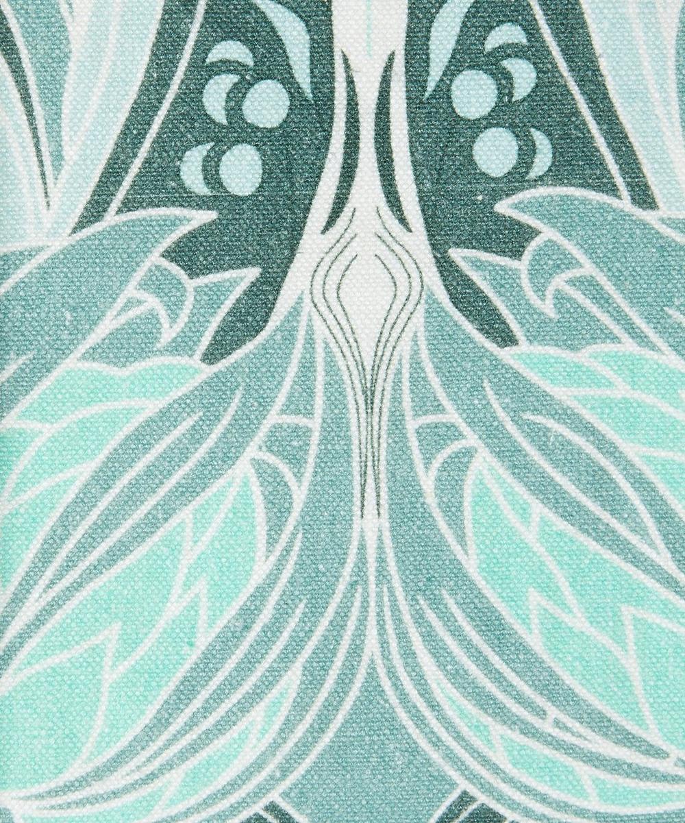 Liberty Fabrics Interiors - Katherine Nouveau Emberton Linen in Jade